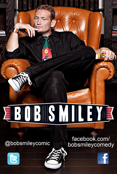 Christian comedian Bob Smiley - Comedian - Houston, TX