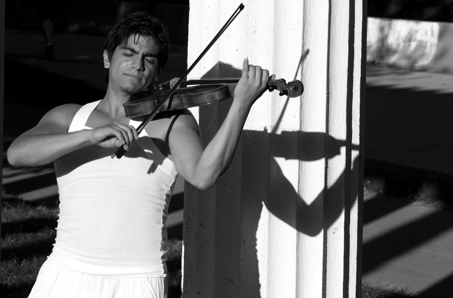 Luis Villalobos - Violinist - New York City, NY