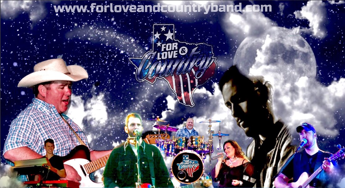 For Love & Country - Country Band - Dallas, TX