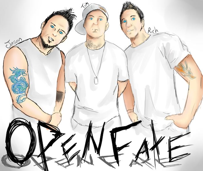 OPENFATE - Rock Band - Bend, OR