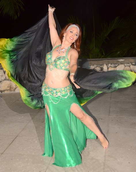 Elizabeth Clea - Belly Dancer - Charlotte, NC