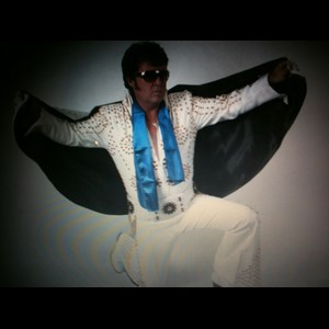 Little Rock, AR Elvis Impersonator | Kelly Ray