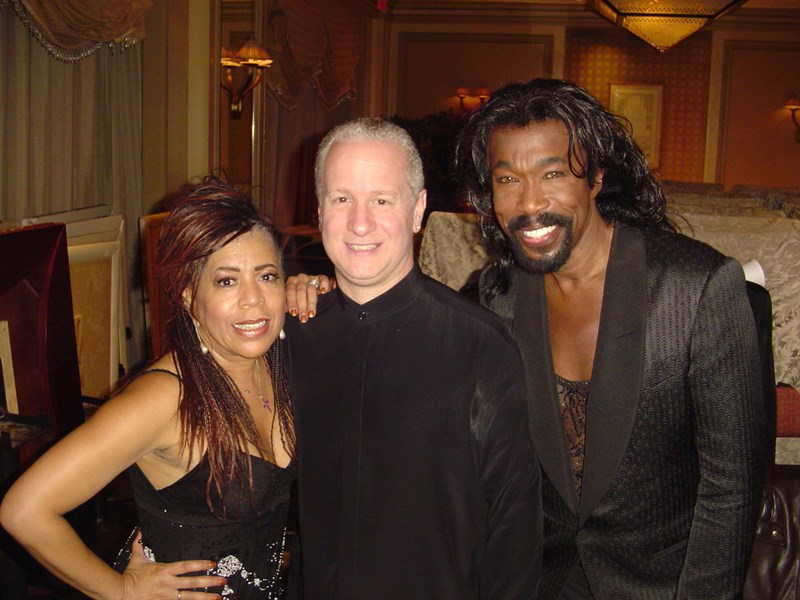 with Ashford and Simpson