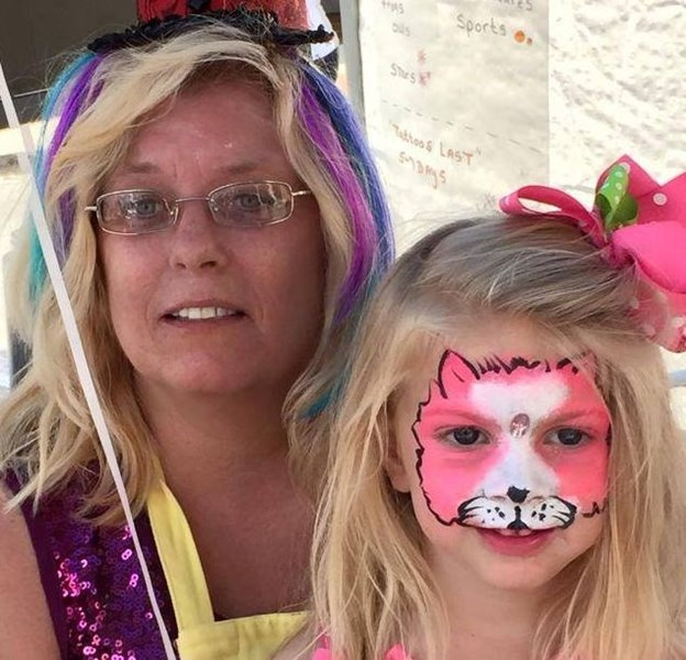 DAZZLE ME PAINTS,facepainting - Face Painter - Mooresville, NC