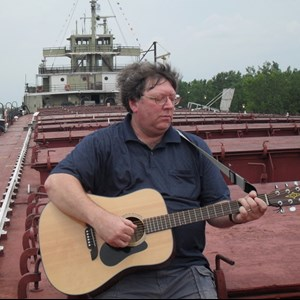 Michigan Folk Singer | Great Lakes Folk Singer Russ Franzen