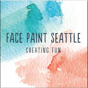 Bellevue Body Painter | Face Paint Seattle