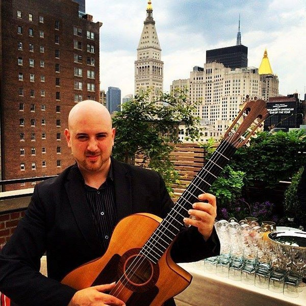 Classical Guitar - Solo Guitarist Jason Hochman - Classical Guitarist - New York, NY