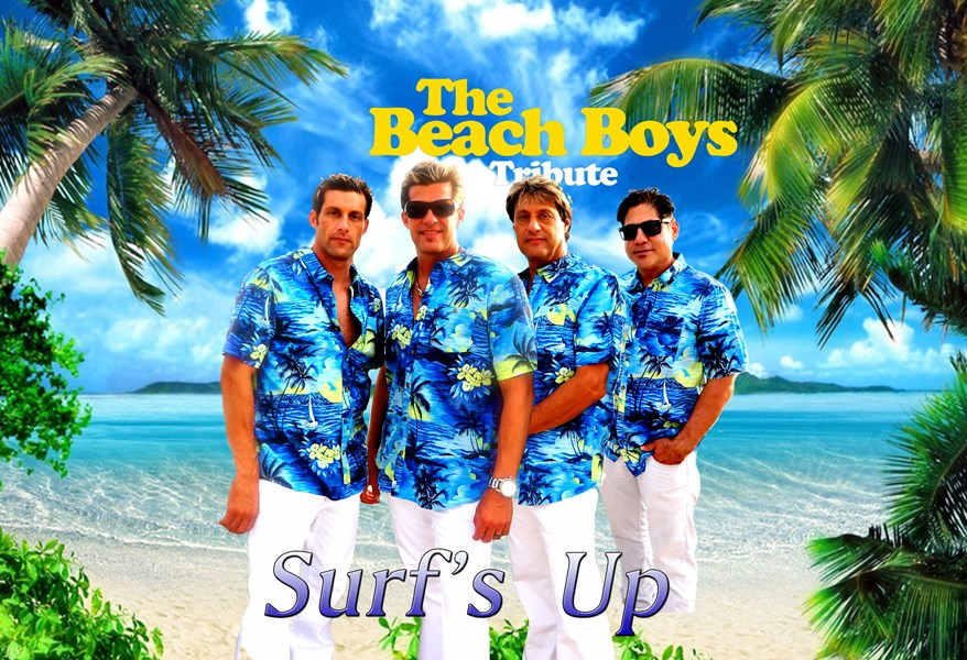 Surfs Up - Beach Boys Tribute Band - San Diego, CA