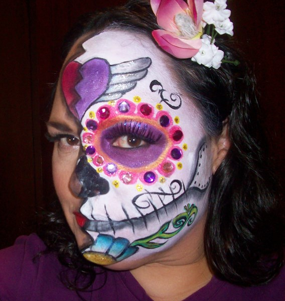 Face & Body Art by Marci - Face Painter - Hollister, CA