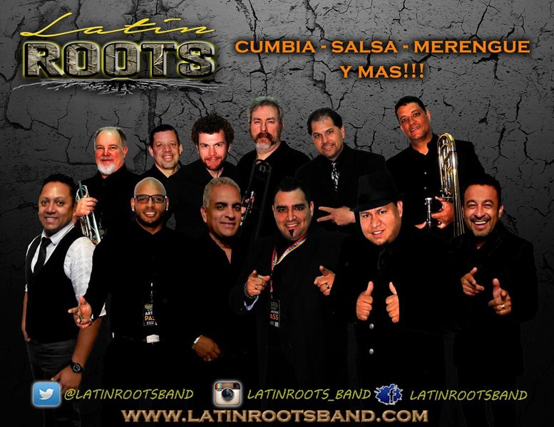 Latin Roots Salsa and Cumbia Band - Salsa Band - Salt Lake City, UT