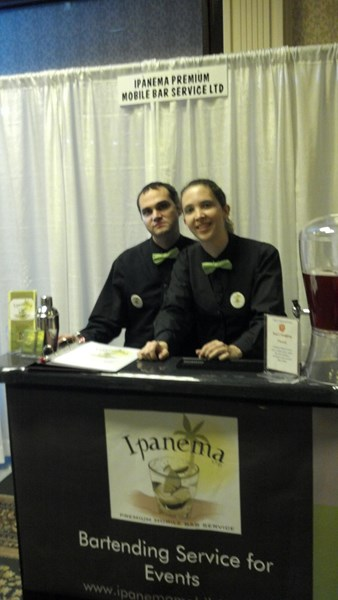 Ipanema Premium Mobile Bar Services Ltd. - Bartender - Columbus, OH