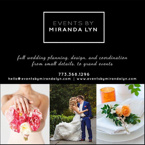 Events by Miranda Lyn - Event Planner - Chicago, IL