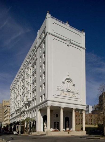 Le Pavillon Hotel - Wedding Venue - New Orleans, LA