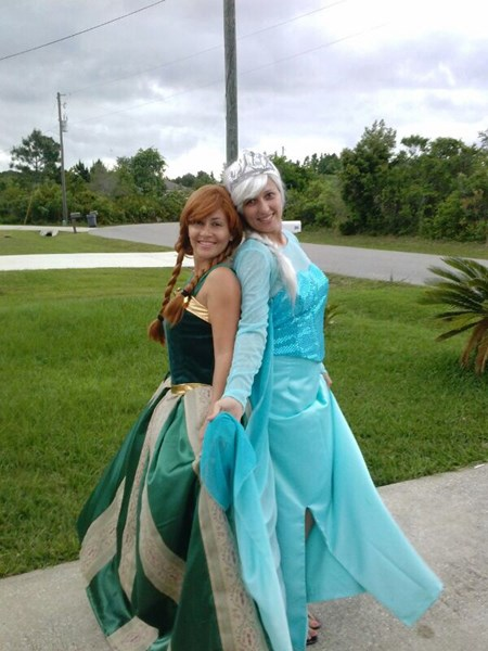 Sister Princess - Princess Party - Palm Coast, FL