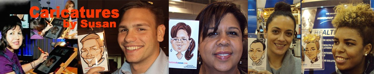 Caricatures by Susan