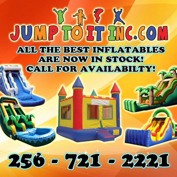 Jump To It - Bounce House - Madison, AL
