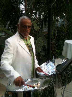 Jose Costa Solo Steel Drum Band Reggae/ Caribbean | Providence, RI | Steel Drum Band | Photo #19