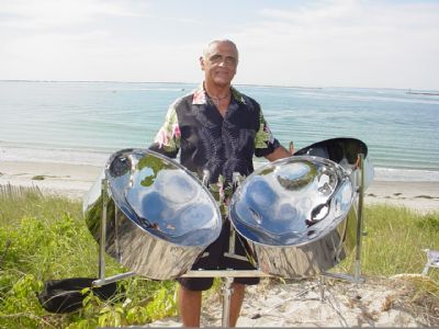 Jose Costa Solo Steel Drum Band Reggae/ Caribbean | Providence, RI | Steel Drum Band | Photo #1