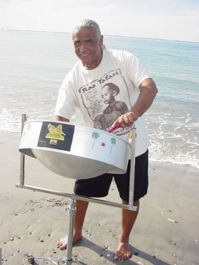 Jose Costa Solo Steel Drum Band Reggae/ Caribbean | Providence, RI | Steel Drum Band | Photo #3