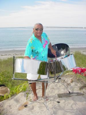 Jose Costa Solo Steel Drum Band Reggae/ Caribbean | Providence, RI | Steel Drum Band | Photo #15
