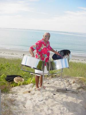 Jose Costa Solo Steel Drum Band Reggae/ Caribbean | Providence, RI | Steel Drum Band | Photo #21