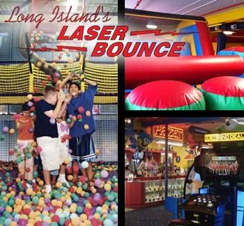Long Island's Laser Bounce - Party Inflatables - Hempstead, NY