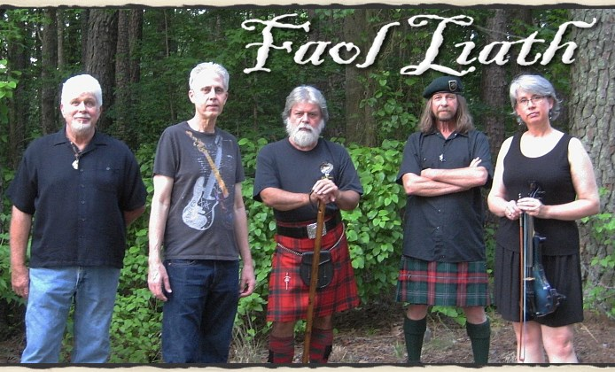 Faol Liath - Celtic Band - Durham, NC
