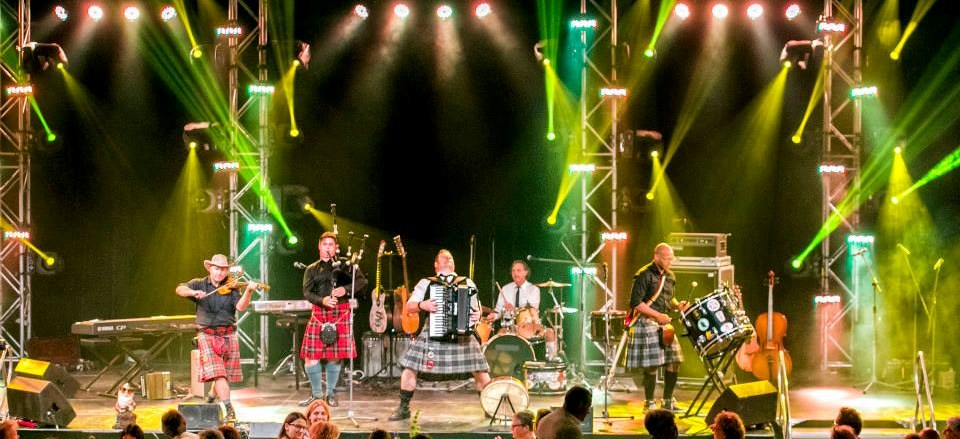 THE AMERICAN ROGUES - Celtic Band - Hamilton, ON