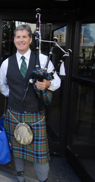 Bagpiper from Scotland - Bagpiper - Safety Harbor, FL