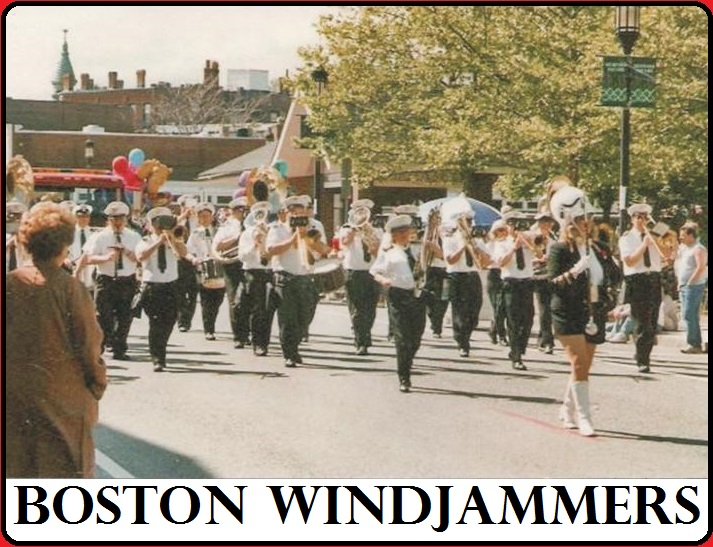 Boston Windjammers - Marching Band - Boston, MA