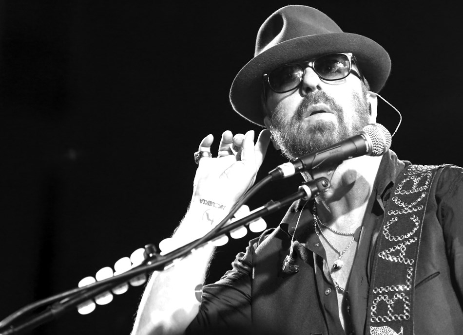 Dave Stewart from the Eurythmics