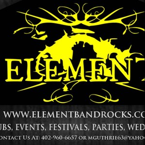 Omaha, NE Variety Band | Element Variety Band / DJ / Event Services