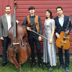 Hagerstown Gypsy Band | Hot Club of Flatbush