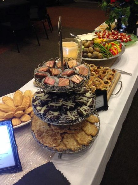 The Apple and the Baker Catering - Caterer - Stockton, CA