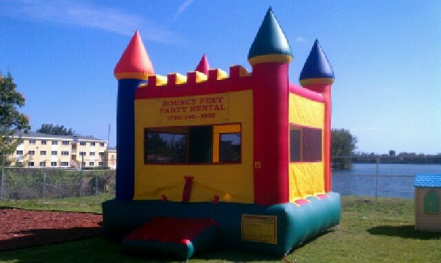 Bouncy Feet - Party Inflatables - Hialeah, FL