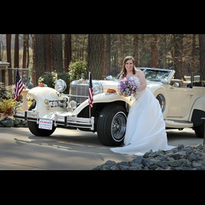 Raleigh Wedding Limo | Classy Transportation Antique Limousine Service