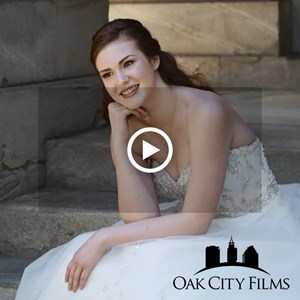 Raleigh, NC Videographer | Oak City Films - Wedding Videography