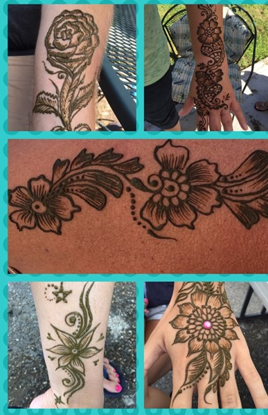 Henna Art By Sangita - Henna Artist - Daytona Beach, FL
