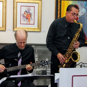 Edison Jazz Duo | The Michael Thomas Duo