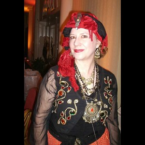 Dallas Murder Mystery Entertainment Troupe | Laura E. West, Fortune Teller