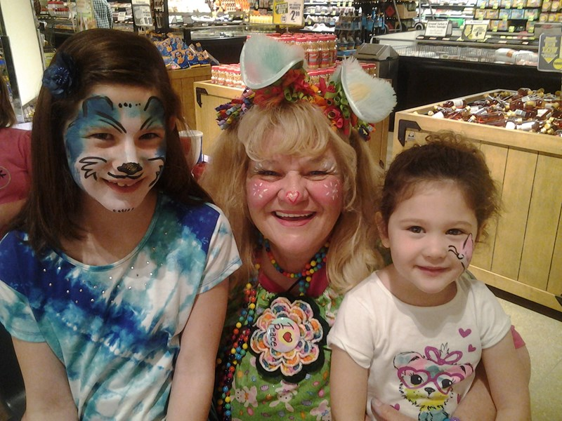 Merry Mary Face Painter - Face Painter - Columbia, MO