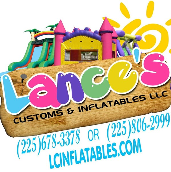 Lance's Customs & Inflatables - Party Inflatables - Baton Rouge, LA