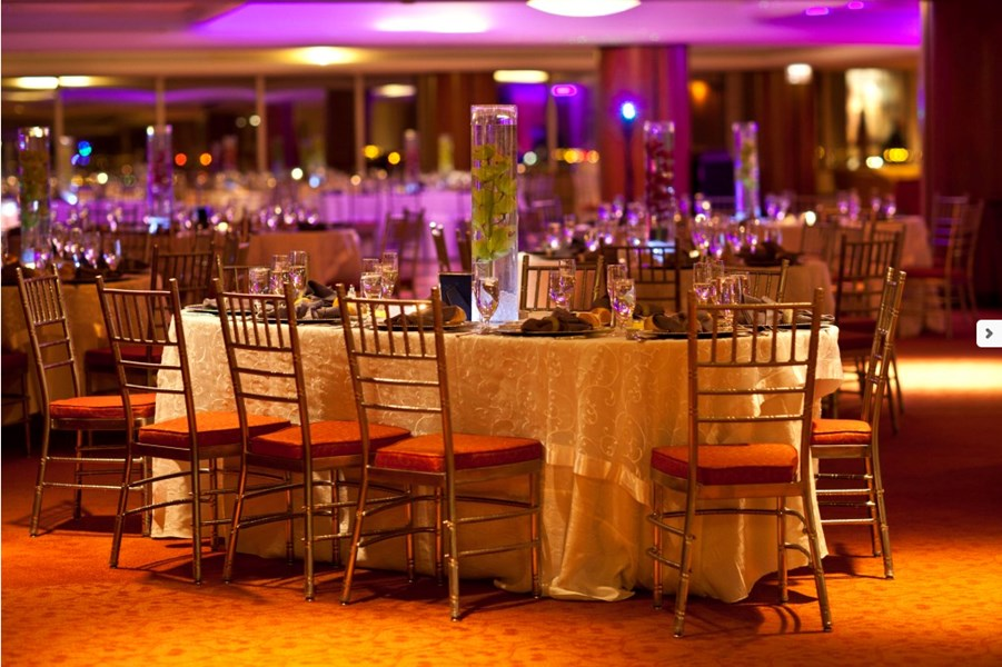 Metropolitan Room at the Newark Club - Wedding Venue - Newark, NJ