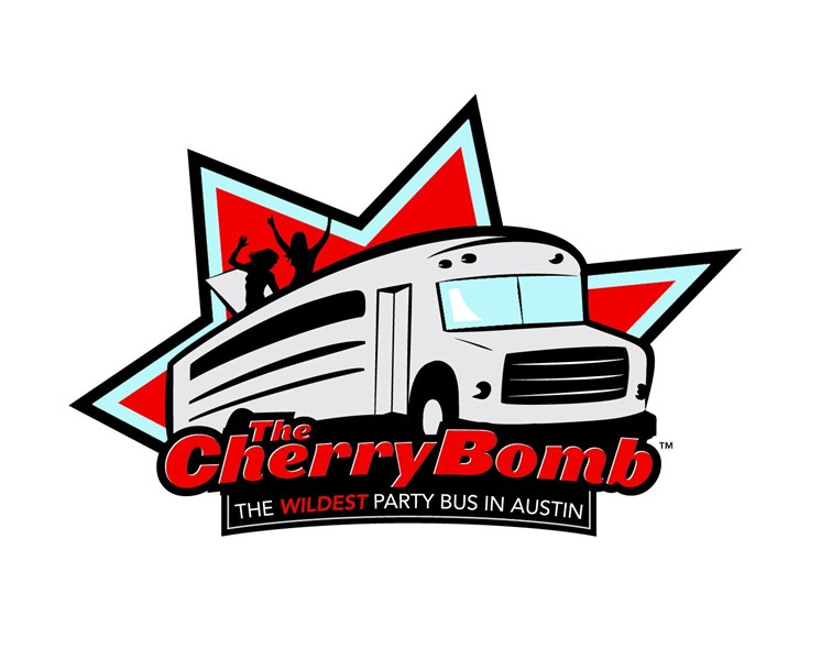 the Cherry Bomb! - Party Bus - Austin, TX