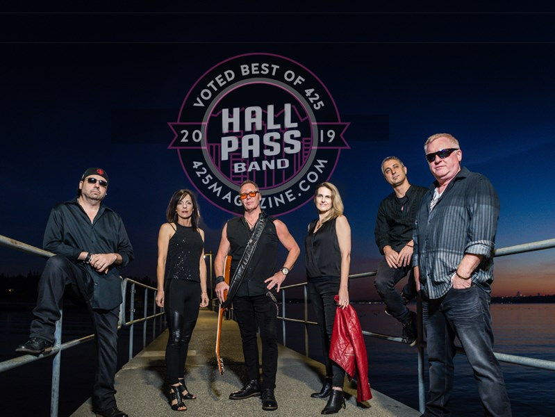 Hall Pass - Cover Band - Seattle, WA