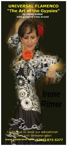 Irene Rimer Corazon Flamenco - Flamenco Singer - Largo, FL