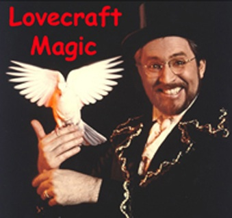 Lovecraft Magic - Comedy Magician - Orlando, FL