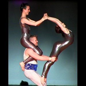 Pocatello Ballroom Dancer | Colorado Circus Events