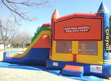 Jump High Jumpers - Jump House - Lubbock, TX