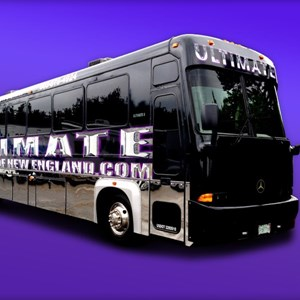 New York Mills Funeral Limo | Ultimate Party Bus of New England